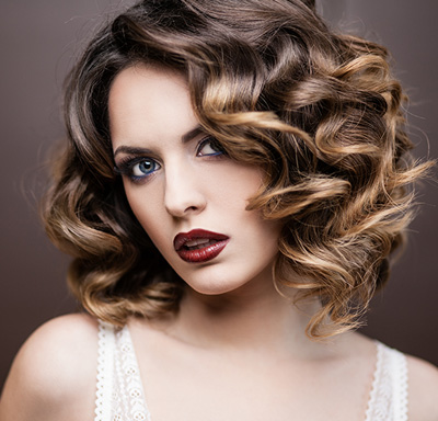 Wave Perm Stylists at the Salon at Lakeside in the Summerlin Area of Las Vegas
