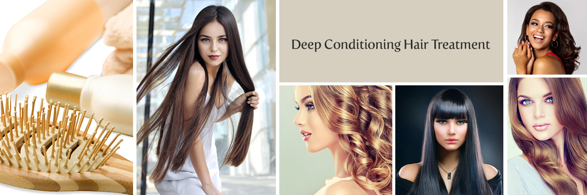 Salon at Lakeside in Desert Shores - Deep Conditioning Hair Treatment
