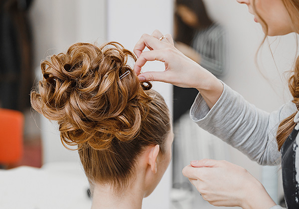 The Salon at Lakeside in Summerlin - Prom and Special Event Updos