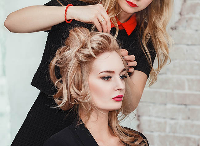 Las Vegas Updo Styling Experts in the Desert Shores Area of Summerlin