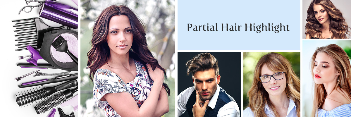 Las Vegas Partial Hair Highlight in the Desert Shores Area of Summerlin
