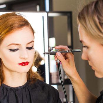 Professional Makeup Application Near Downtown Vegas