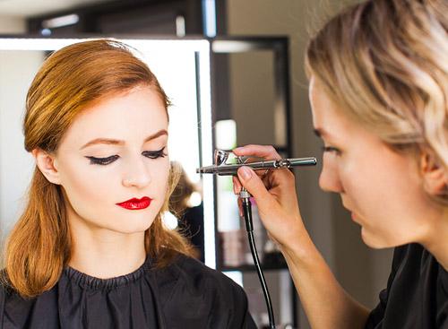 Professional Makeup Applications Near Downtown Vegas