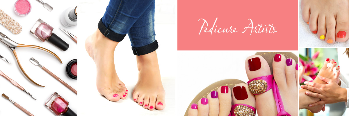 The Salon at Lakeside in Summerlin Offering Las Vegas Pedicure Services