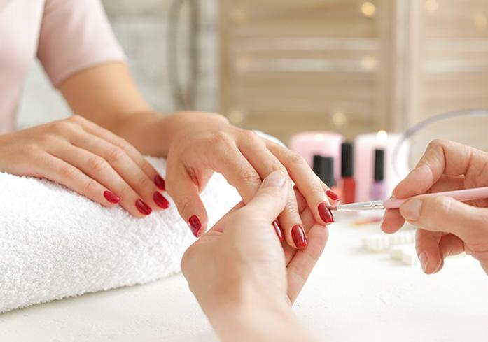 Professional Las Vegas Manicure - The Salon at Lakeside in Desert Shores