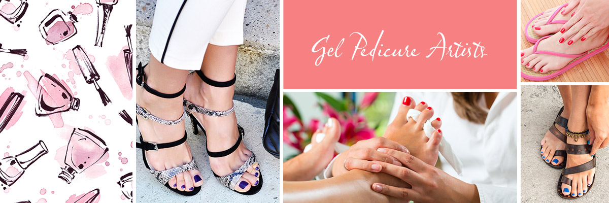 The Salon at Lakeside in Summerlin Offering Las Vegas Gel Pedicure Services