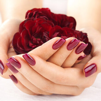 Las Vegas Manicure and Pedicure in the Desert Shores Area of Summerlin
