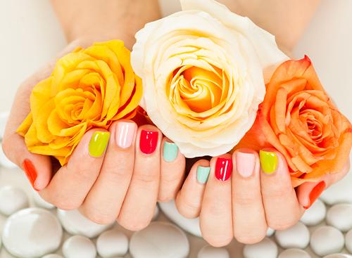 Las Vegas Gel Manicure Pedicure Package