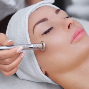 The Salon at Lakeside The,Cosmetologist,Makes,The,Procedure,Microdermabrasion,Of,The,Facial,Skin
