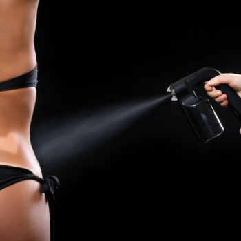 Image of Spray Tanning