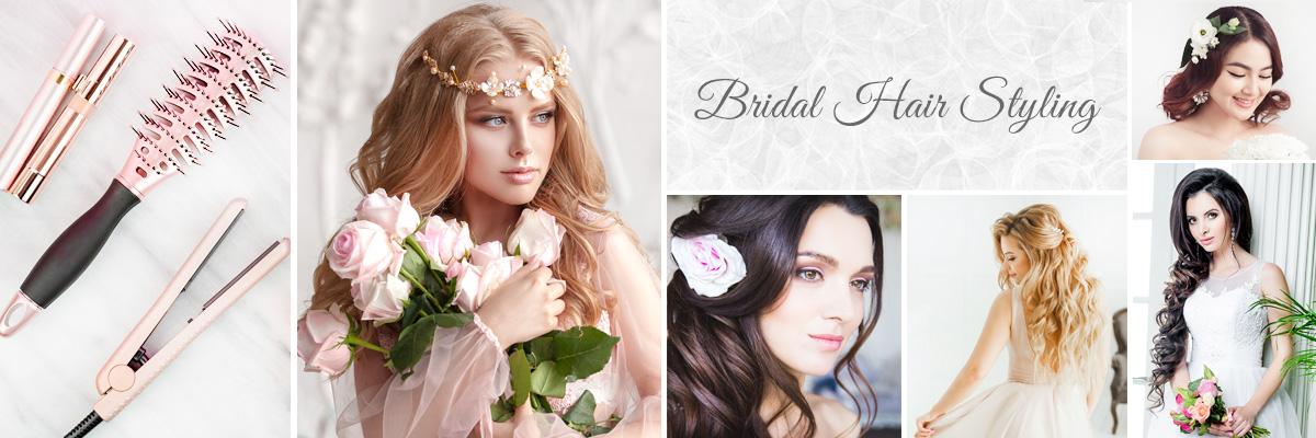 Las Vegas Bridal Hair Styling Packages