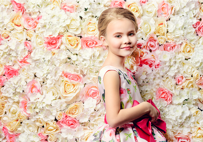 Affordable Las Vegas flower girl Hair and Makeup Packages