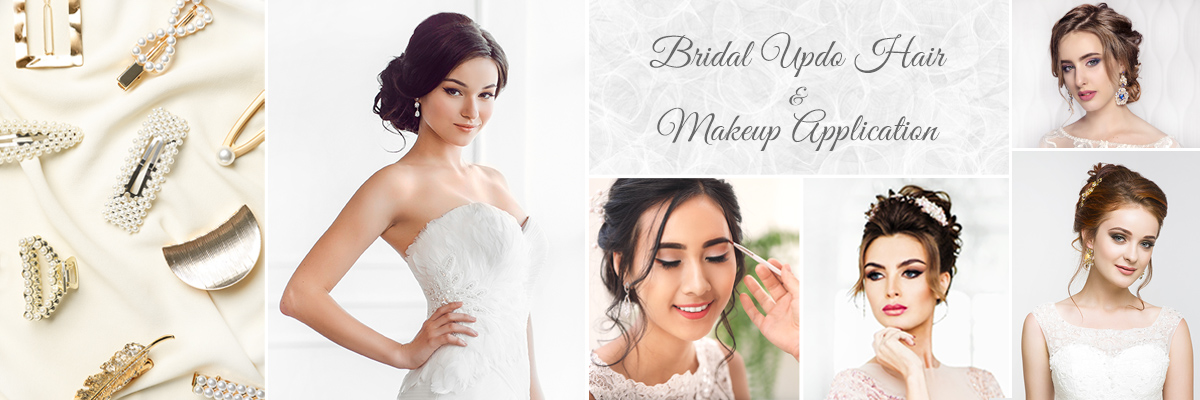 Las Vegas Bridal Hair Styling and Makeup Packages