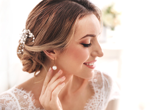 Wedding Day Hair and Makeup Packages in the Las Vegas Area