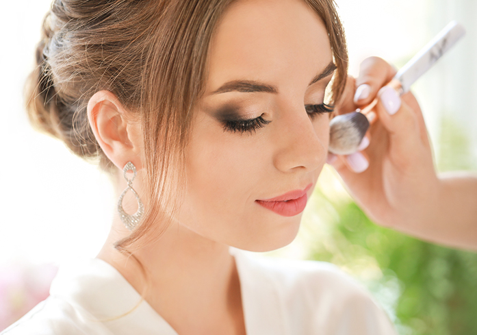 Affordable Las Vegas Bridal Hair and Makeup Packages