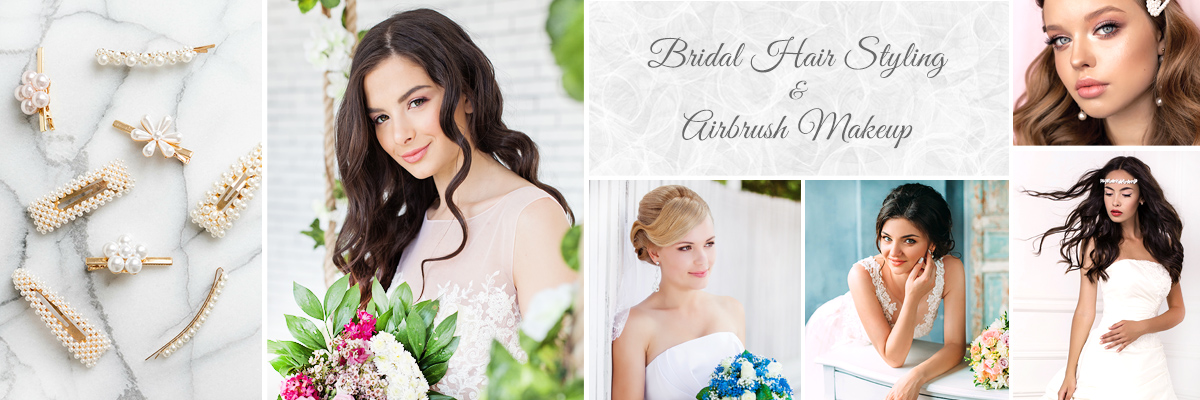 Las Vegas Bridal Hair Styling and Airbrush Makeup Packages