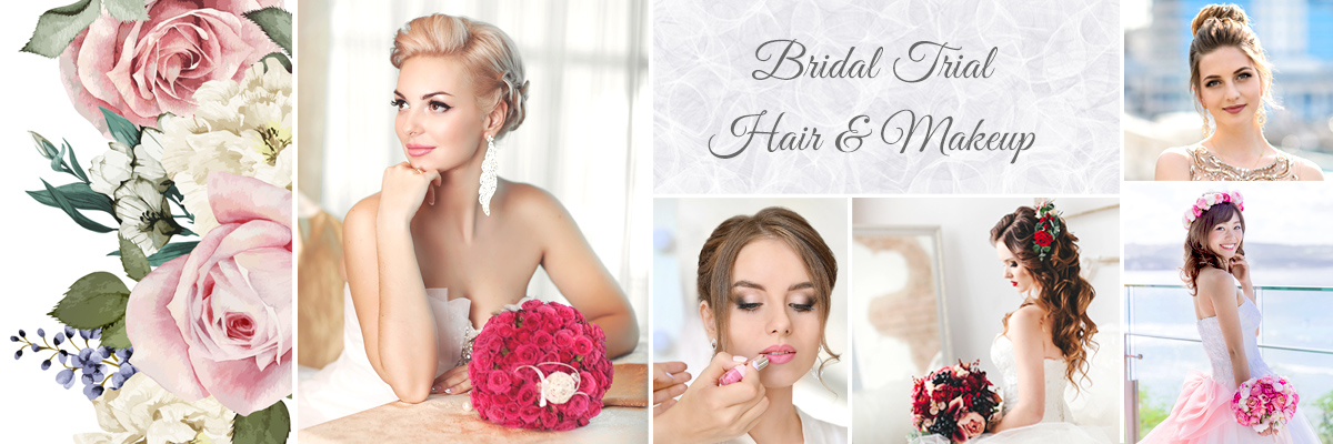 Trial Run Bridal Hair and Makeup Packages Near Downtown Vegas