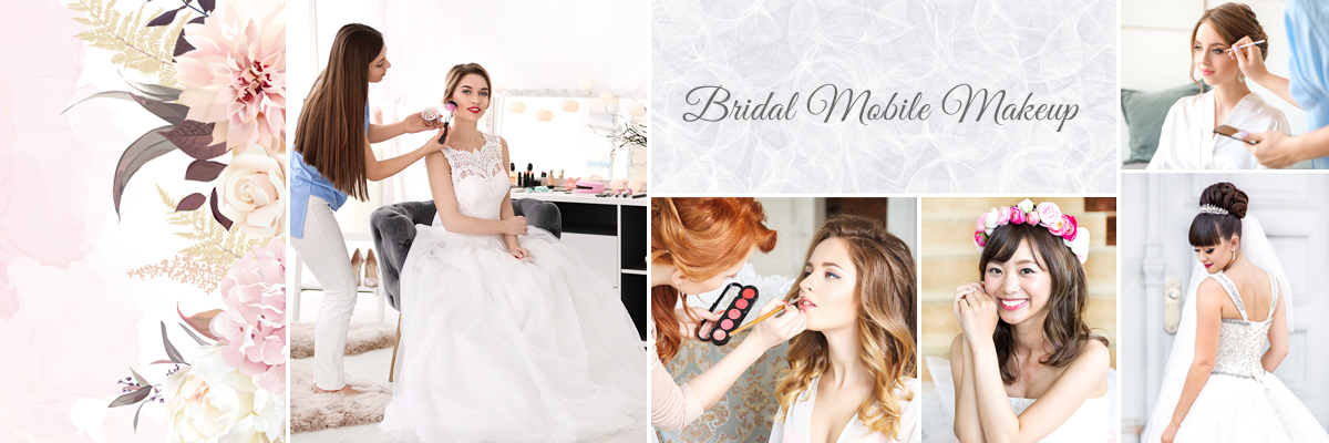 The Salon at Lakeside Las Vegas Mobile Bridal Makeup Services - We Come to Your Location