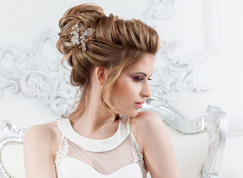 Las Vegas Trial Bridal Hair and Makeup Packages at The Salon at Lakeside