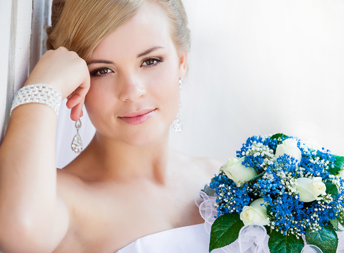 Mobile Bridal Hair and Makeup Packages Near Downtown Vegas
