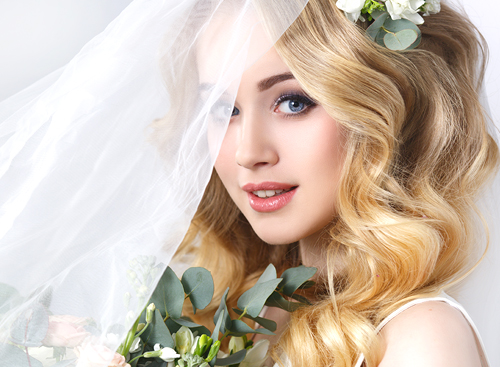 Professional Las Vegas Wedding Day Hair Blowout Appointments