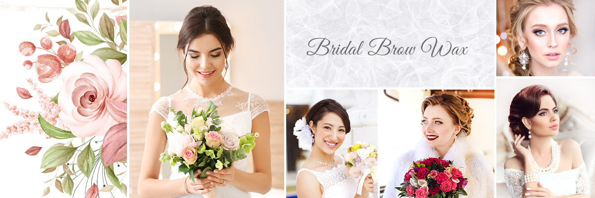 Las Vegas Bridal Brow Wax Packages for Your Wedding