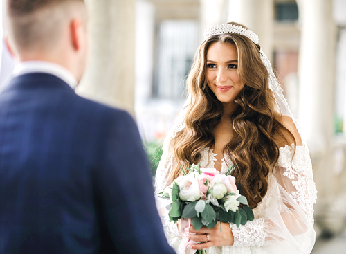Bridal Clip-In Hair Extension Packages Near Downtown Vegas
