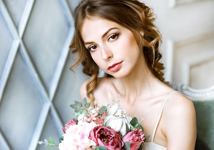 Las Vegas Bridal Brow Tinting at The Salon at Lakeside in Summerlin