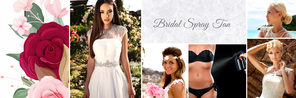 Las Vegas Bridal Spray Tan Package for Your Wedding Day