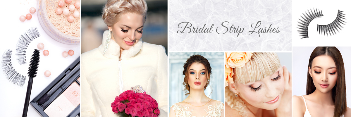 Packages for Wedding Day Las Vegas Bridal Strip Lashes