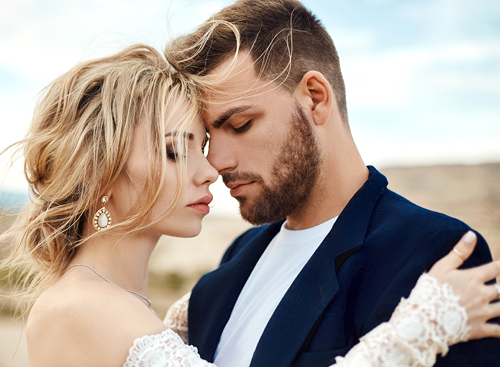 Mens hairstyle and grooming wedding day appointments in the Las Vegas Area