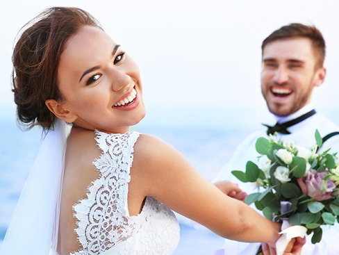 Salon Brow Wax Packages for Las Vegas Wedding Ceremonies and Receptions