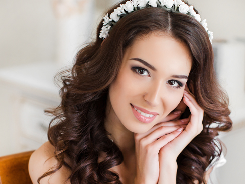 Salon Brow Tinting Packages for Las Vegas Weddings