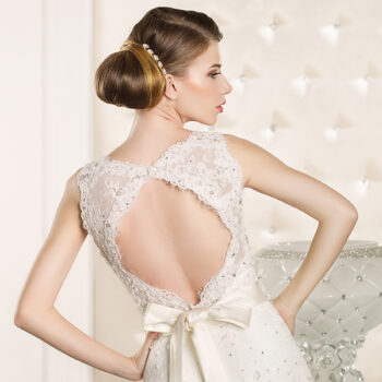 Best Bridal Salon in Las Vegas with Wedding Day Tattoo Coverage
