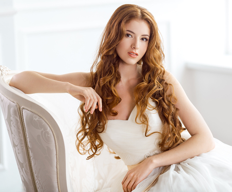 Las Vegas Bridal Hair Styling Packages in the Desert Shores area of Summerlin