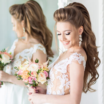 Bridal Salon Hair Styling Packages in the Desert Shores Area of Summerlin