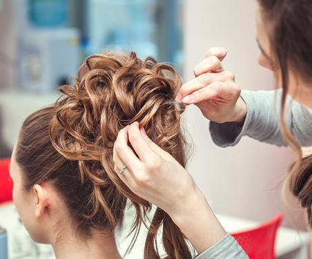 Bridal Trial Hair and Makeup Packages Near Downtown Vegas