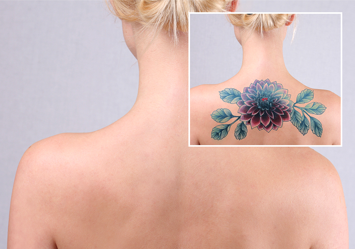 Las Vegas Wedding Tattoo Coverage Packages for Brides