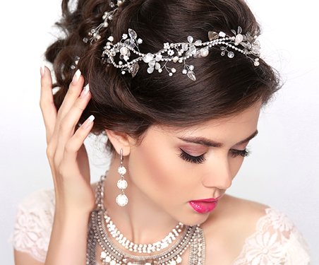 Strip Lashes Packages for Brides Getting Married in Las Vegas
