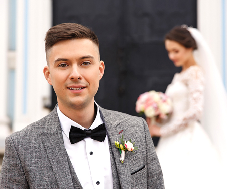 Men's Wedding Day Grooming Packages Near Downtown Vegas