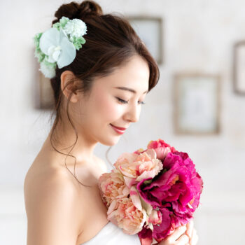 Mobile Bridal Hair and Makeup Packages at the Salon at Lakeside