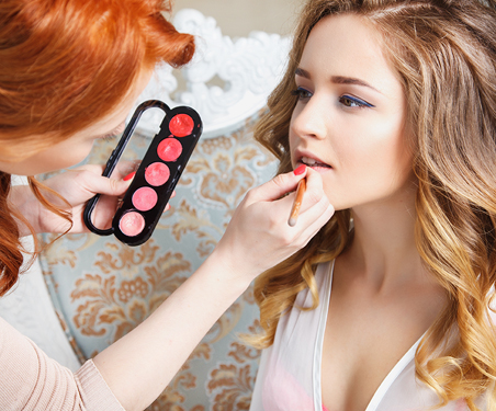 Las Vegas Mobile Bridal Makeup - We Come to Your Hotel, Home, or Wedding Venue