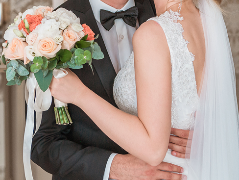 Salon Bridal Tattoo Coverage Package for Las Vegas Wedding Ceremonies and Receptions