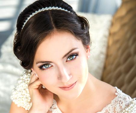 Las Vegas Bridal Salon Offering Wedding Day Airbrush Makeup Packages