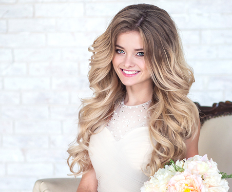 Wedding Day Salon with Las Vegas Hair Blowout Packages