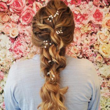 Salon at Lakeside Braided Bridal Hair